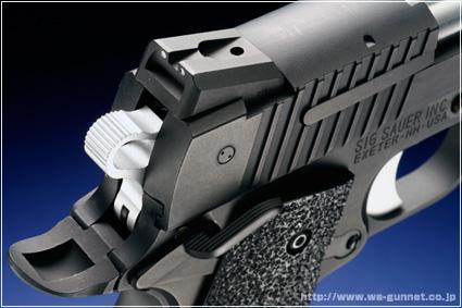 【予約】WA【SIG ARMS】GSR 1911 タクティカルオペレーション