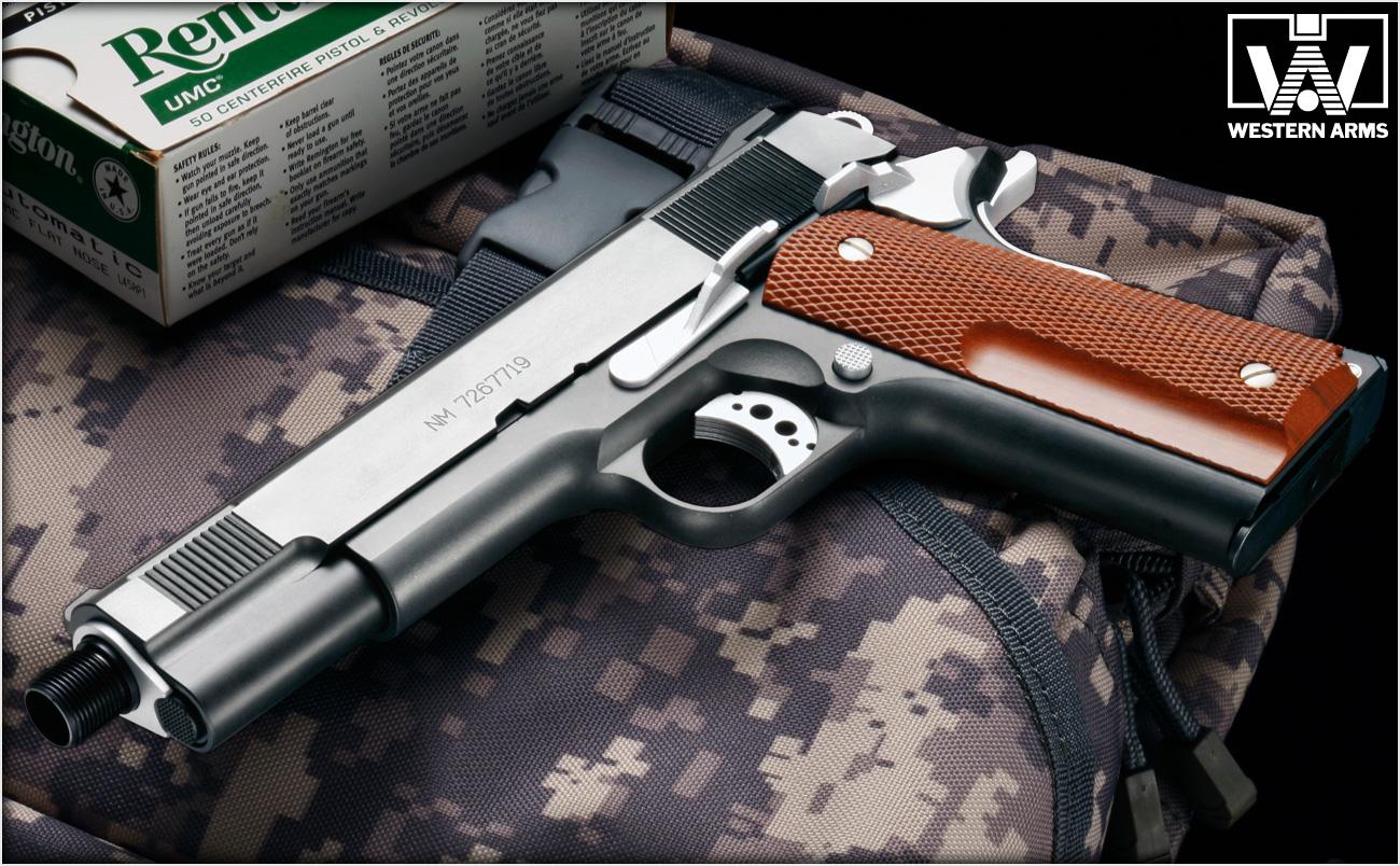 Gs】wa【コルト】スネーク・マッチ1911 【western Arms】
