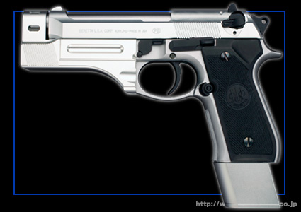 WA【ベレッタ】M92FS フルオート/アンダーワールド
